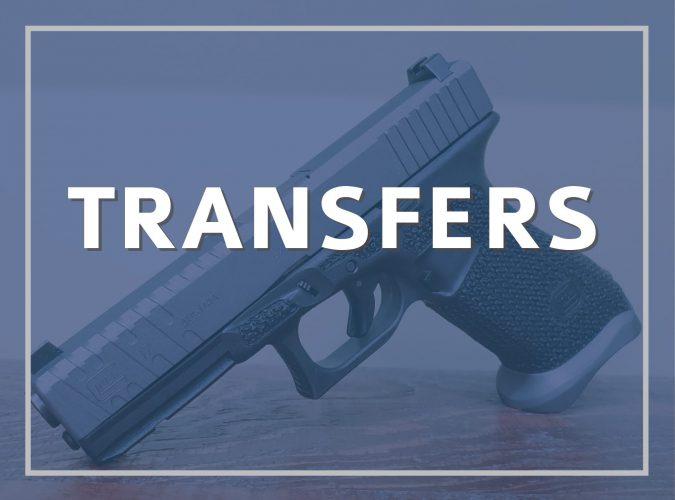 Transfers button